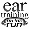 Ear Training on the Run logo